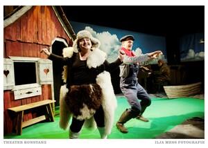 Theater Konstanz – SCHAF AHOI! von CHRISTOPH NIX NACH DEM BUCH VON DOROTHEE HAENTJES UND PHILIP WAECHTER, REGIE: CHRISTOPH NIX