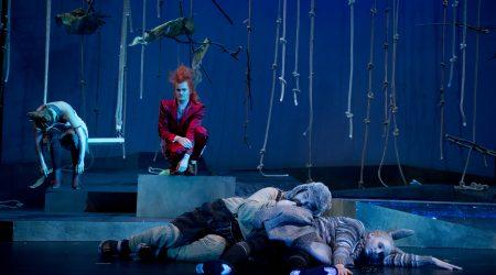 """Premiere """"Die Bremer Stadtmusikanten"""" Im Jungen Theater Heidelberg"""