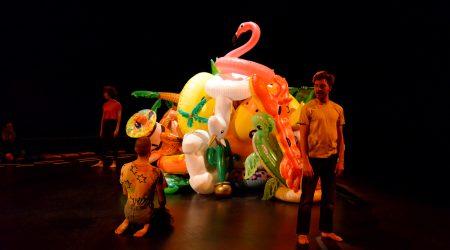 Allez Hop 2018, C'est Parti! BAAL Novo Theater Eurodistrikt
