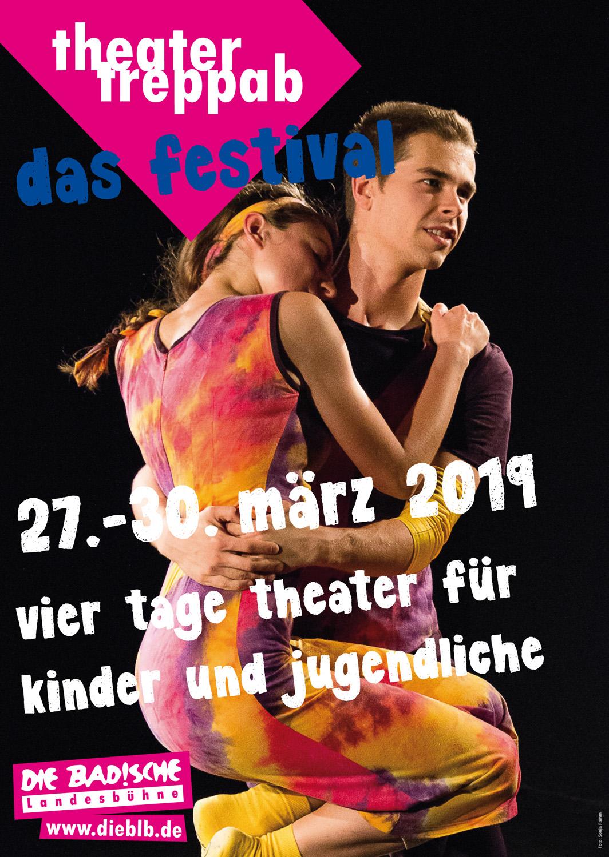 Theater Treppab – Das Festival 2019 Der Badischen Landesbühne Bruchsal